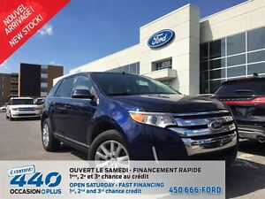 2011 Ford Edge Limited | CUIR, TOIT, NAVIGATION