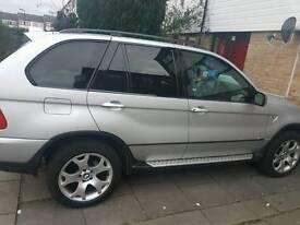 BMW X5 for sale very clean and good condition