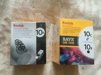 Kodak 10B / 10C ink cartridges