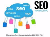 SEO Marketing, Social Media Marketing, Web Marketing, Nationwide