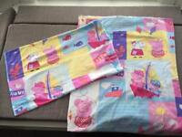 Peppa Pig Duvet Cover and Pillowcase