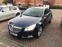 2010 Vauxhall Insignia SRi 2.0 CDTi Diesel- Low Mileage 92k - FSH - Hpi Clear - Cambelt Done - a4 vw