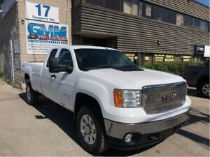 2012 GMC Sierra 3500HD Extended Cab Long Box 4X4 Gas