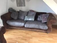 DFS 4 seaters sofas 2 of them £150