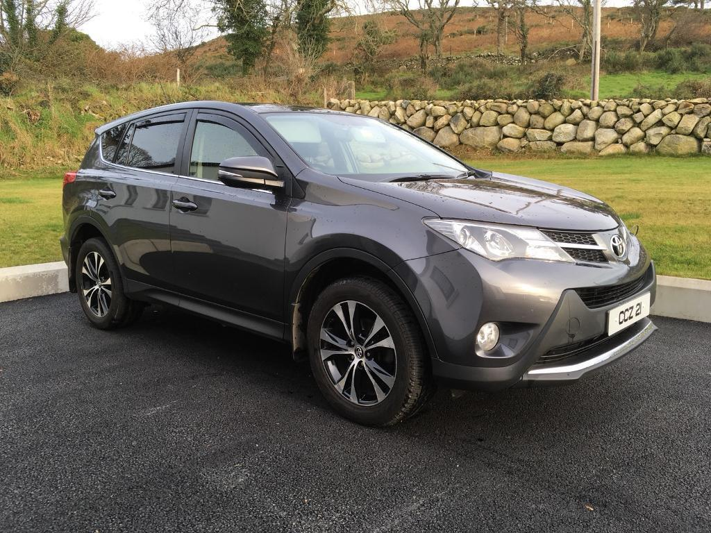 toyota rav4 icon d 4d 2 0 awd all wheel drive in kilkeel county down gumtree. Black Bedroom Furniture Sets. Home Design Ideas