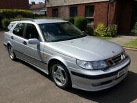 SAAB 9-5 HOT AERO Estate 2.3l turbo 225bhp with 1yrs MOT