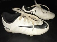 Nike Football boots kids size 7.5