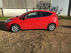 FOR SALE* 2009 Ford Fiesta Zetec 1.25L.