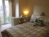 Self catering accommodation - double en-suit room
