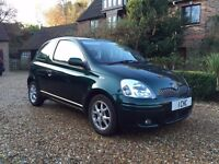 **TOYOTA YARIS** 1.2 ** AUTOMATIC ** 12 MONTHS WARRANTY ** 12 MONTHS MOT** GREAT CONDITION **