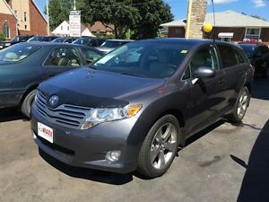 2012 TOYOTA VENZA V6 AWD - PANORAMIC SUNROOF, LEATHER, REAR VIEW