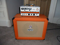 Orange Tiny Terror 15W Valve Stack Amp