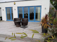 Office / Studio / Storage Poole Park suitable for up to 3 people, shower room, kitchen with parking