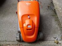 flymo power contact 400 lawn mower good condition