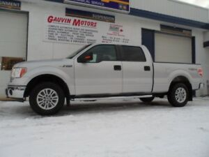 2014 Ford F-150 XLT 5.0 L 6.5 FOOT BOX