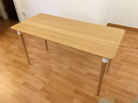 Table / Desk from Ikea - Bamboo Hilver from £95 to £50