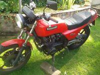 Classic Kawasaki 550 GPz