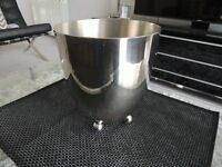 Silver plated Champagne/Wine cooler.