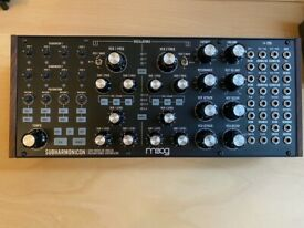 Moog Subharmonicon - as new condition with all accessories.
