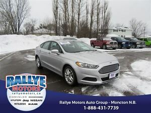 2015 Ford Fusion SE! Back-Up! Alloy! ONLY 36K! Save!
