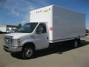 2016 Ford E-350 16 Foot Unicell Cube