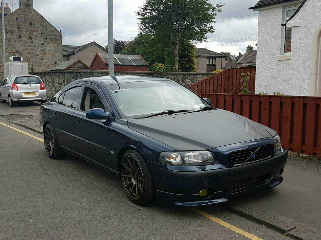 2002 volvo s60 2.0ltr 5 cylinder turbo | in Alloa, Clackmannanshire | Gumtree