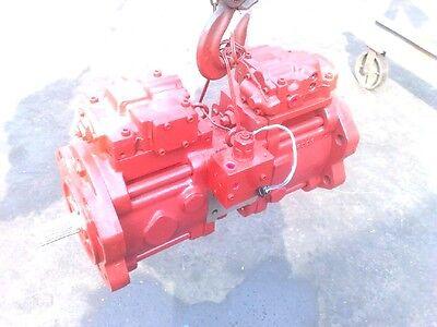 Link-belt Excavator 2800q1 Main Hydraulic Pump