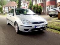 Ford Focus LX Auto 1.6. Petrol LOW Mileage 5 Door Hathchback