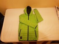 Good looking S size Green light Jacket