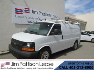 2011 Chevrolet Express 1500 5.3L AWD Fully Up Fitted Cargo Van