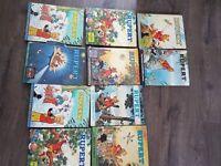 10 Rupert the bear Books