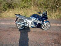 Yamaha, FJR 1300 A/ABS, 2008, 1298 (cc)