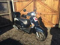 Kymco Like 125cc scooter