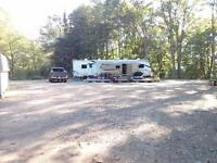 Belleisle Bay 0.8 acre lot close to waterfront...Beach rights...