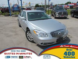 2011 Buick Lucerne CXL | LEATHER | ALLOYS | CLEAN STYLE