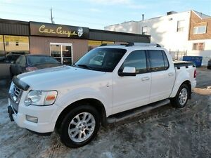 2007 Ford Explorer Sport Trac Limited 4.6L - Leather, Sunroof