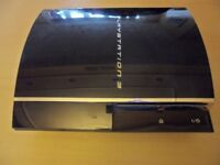 Sony Playstation 3 PS 3 FAT 60 GB CECH03 Unit Only Can Post
