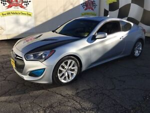 2013 Hyundai Genesis Coupe Manual, Navigation, Leather, Sunroof
