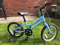 "Ridgeback melody 15"" kids bike"