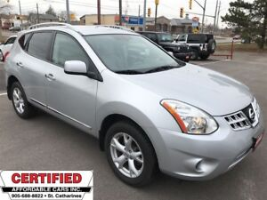 2011 Nissan Rogue SV ** HTD SEATS, BACKUP CAM, CRUISE **