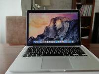 "MacBook Pro 13"" Retina display 2015"