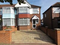3 Bedroom House in Perivale - Ealing Borough - Off Street Parking and DSS Can be considered