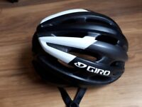 Giro Foray Road Helmet Medium 55-59 CM Black/White