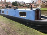 Springer canal boat
