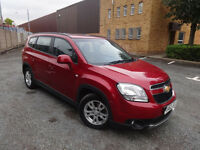 Chevrolet Orlando Lt Vcdi Auto Diesel 0% FINANCE AVAILABLE