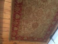 """Wool rug """"mint 6 x 4"""