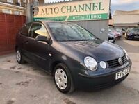 Volkswagen Polo 1.4 S 3dr (a/c)£2,245 p/x welcome NEW CAM BELT. NEW MOT