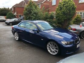 BMW 330i convertible MSport massive spec