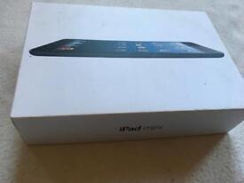 Apple iPad mini 16gh black empty box £4