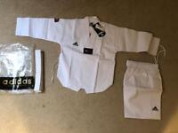 Child's Tae Kwon do outfit Adidas